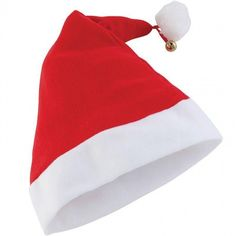 Branded Santa Hat with jingle bell is a great premium Christmas hat that's ideal for Christmas promotions and campaigns. The Promotional Santa Hat with bell is a change from the standard plain felt S Plastic Christmas Tree, Christmas Hat, Christmas Costumes, Christmas Shopping, All Things Christmas, Christmas Decoration Items, Christmas Desktop, Santa Suits, Things That Bounce