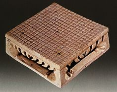 Sui dynasty ceramic Go board
