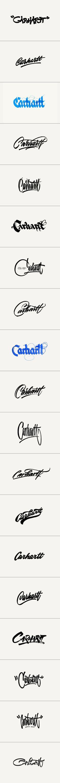 Typography by Sergey Shapiro