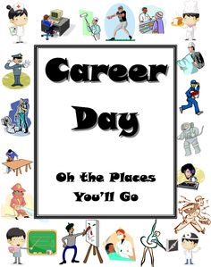 Tricks of the Teaching Trade: Career Day