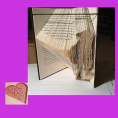 Book Folding Pattern  Pirate 257 Folds   Measure by CraftyHana