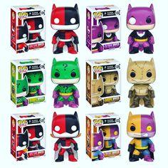 Batman Imposters Pops!