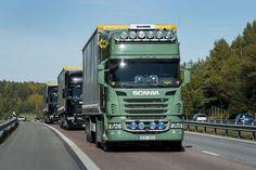Scania показала, как улучшить экономичность автопоезд