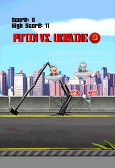 """<b>One of the most controversial games of the year!<p>""""Great game! Good fun game just from the entertainment point of view. ! although not to make a fun of the current situation.""""<br>""""Awsomee FOR MOTHER RUSSIAAA VIVA Putin hahaha COOOL""""<b><p><br>Putin, the mad scientist is after his most wanted trophy: the magical creature called Vladimir """" The Ukraine Yak """"!<p>Vladimir is one of Putin's mad scientific experiments. Putin wanted to create a new type of military men. The wanted a soldier, an"""