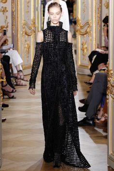 J. Mendel | Haute Couture | Fall 2016 Модель: Ondria Hardin