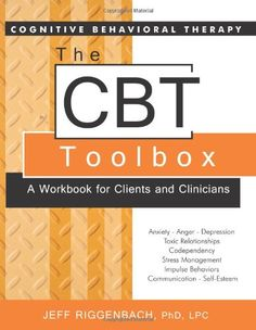 The CBT Toolbox: A Workbook for Clients and Clinicians, $23.78