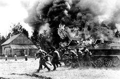 Operación Barbarroja, junio de 1941