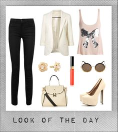 """Look Of The Day #04"" by jyoti-shridhar on Polyvore"