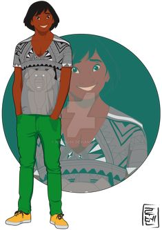 Disney University - Kenai by Hyung86.deviantart.com on @DeviantArt