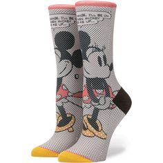 66c3a1f28eb5fd Disney + Stance = MagicArch SupportReinforced Heel And ToeSeamless Toe  ClosureSKU: W515D16TIC-OFW Stance