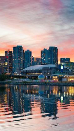 Beautiful, Vancouver, Canada, City