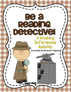 FREEBIE: Be a Reading Detective: Making Inferences