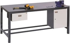 Buy Heavy Duty Workbenches & Accessories Online - Storage Construction