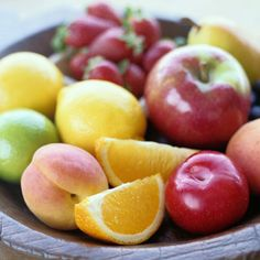 The fruits and veggies you should buy organic.