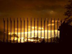 Anochecer Segovia
