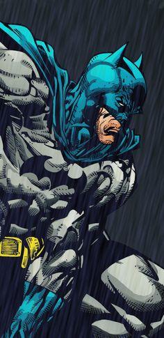 Batman. Looks killer on my iPhone X