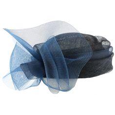 Chapeau Mariage Marine Noa en paille sisal #chapeaumariage #mariage #mode #fashion sur votre boutique Mariage Hatshowroom.com
