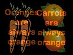Orange Song - YouTube