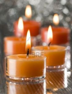 Looks like party lite candles that smell soooo yummy! Like salted caramel, YUM!