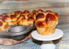 Kalácsmuffin   Liza (Kókuszos Lány) receptje - Cookpad receptek Hungarian Cake, Apple Cake, Holiday Cookies, Bread Baking, Cake Cookies, Healthy Life, Bakery, Food Porn, Food And Drink