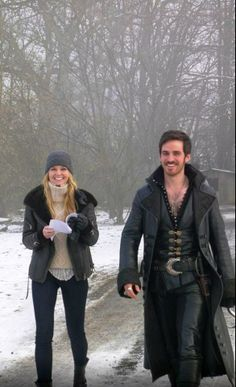 Jen and Colin