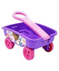 Buy Doc McStuffins Wagon at Argos.co.uk - Your Online Shop for 2 for 15 pounds on Toys, Pre-school, Toys under 10 pounds, Children's outdoor toys and games.