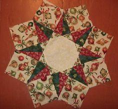 мои рукотворения и не только: Юбка для елки и Рождественская звезда