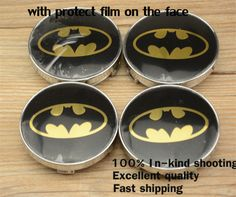 Find More Emblems Information about Free shipping 4pcs 60mm Batman logo car emblem Wheel Center Hub Cap badge covers accessories,High Quality Emblems from car emblem wheel hub cap on Aliexpress.com