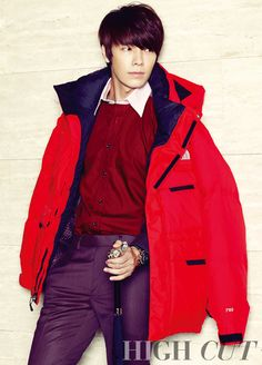 Lee Donghae for High Cut