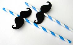 In honor of #Movember, how about sippin' your #margarita with these?