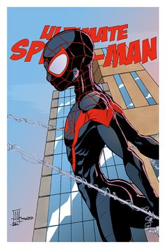 Ultimate Spider-Man - Jeremy Gonzalez