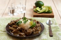 """Featured Foodie Friday: Cooking With Michele """"Caribbean Curry Lamb"""""""