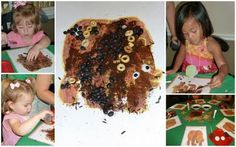 Craft, snack, games, and circle time inspired by Brown Bear, Brown Bear @Jackie Robinson Sprangers and Me Book Club