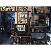 Overview,DIY,カフェ,フェイクグリーン,coffee,インダストリアルに関連する他の写真