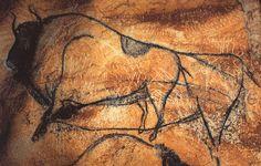 История искусств - Искусство палеолита. Пещера Шове (Франция). Часть 2