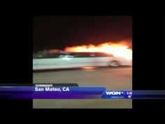 Bachelorette and 4 friends burn to death in limo fire, hoodnews, hood news