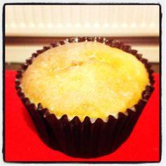 Lemon curd muffins!