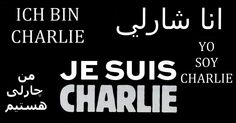 """After the attack on the French satire magazine Charlie Hebdo, social media users around the world are proclaiming """"Je suis Charlie."""""""