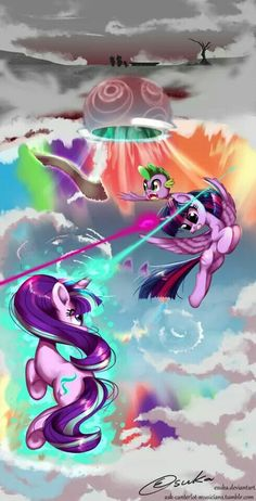 Season 5 finale....this was probably the best season of MLP since 2010