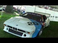 BMW M1 Race Car @ Pittsburgh Vintage Grand Prix 2009