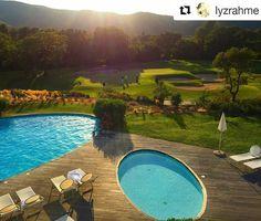 #Repost @lyzrahme Under The Tuscan Sun #tuscany #toscana #summer #estate #argentario #monteargentario #portoercole #Maremma #argentarioresort #golf #argentariogolf #green #italia #italy #travel #sunset #tramonto