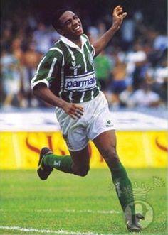#Cesar Sampaio era o capitão do #Palmeiras na conquista da América, #1999, foi um dos líderes do time na chamada 'Era Parmalat'