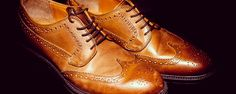 What type of shoes do you wear for a formal occasion? And for a casual