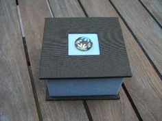fiche boîte carrée - Cartonnage