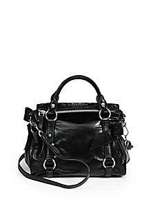 4c73736bf73f Miu Miu - Vitello Lux Mini Bow Satchel. RengiNN · Bags that ...