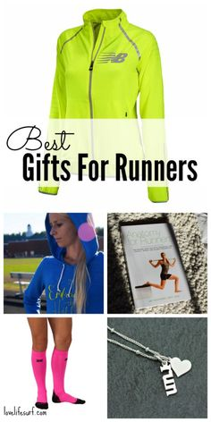 If you have a runner in your life, check out this Holiday Gift Guide with 11 great ideas for gifts for runners - everything from running gear to running jewelry to running books and coaching. Also great for birthday gifts and gifts for special occasions. I Love To Run, Run Like A Girl, Just Run, Running Workouts, Running Tips, Workout Gear, Best Running Gear, Xc Running, Funny Running