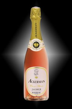 Saumur, Cuvée Privée of the House of Ackerman - Cabernet franc, Grolleau et Pinot -  This wine is a luminous pink color, with strawberry, raspberry and red currant flavors on the palate.