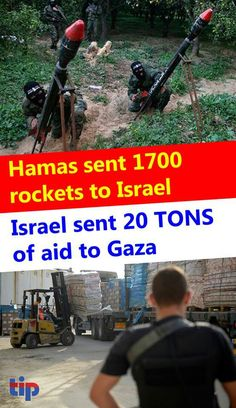 Israel vs. Hamas. Who then is the terrorist and who is the one who wants peace? Aug./14