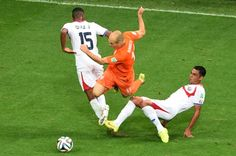 Holland v Costa Rica: World Cup 2014 quarter-final - as it happened   Scott Murray   Football   theguardian.com