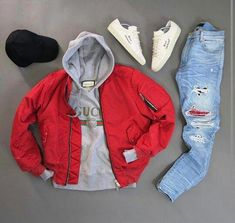 outfit grid 50 Awesome Streetwear Outfits Grids Ideas for Men Dope Outfits For Guys, Swag Outfits Men, Stylish Mens Outfits, Casual Outfits, Men Casual, Men's Outfits, Fashion Mode, Tomboy Fashion, Mens Fashion